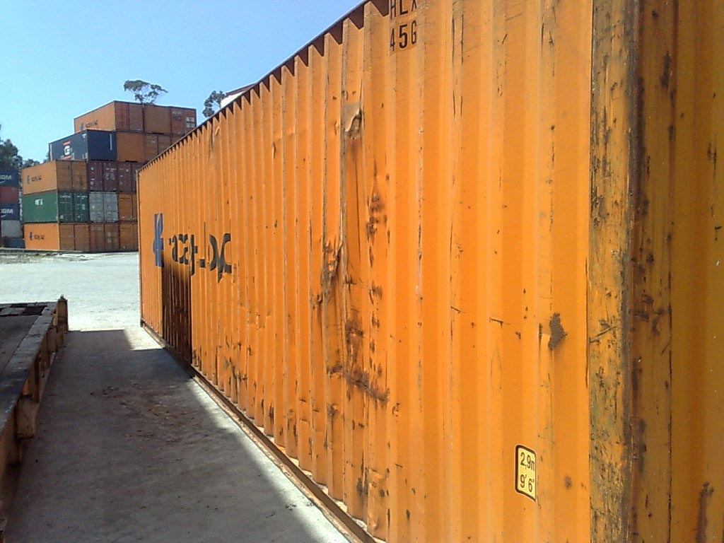 Container Sale Offers