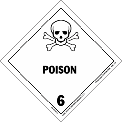 Division 6.1: Toxic substances